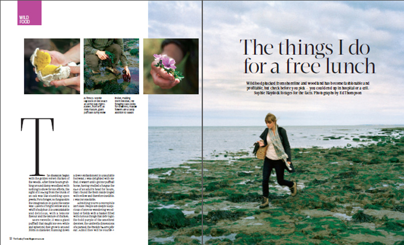 Wedding Photography and Sunday Times Magazine assignment